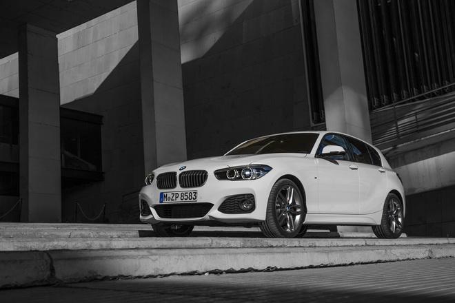 【新聞照片四】「2017新車大展」BMW展出車型-BMW 1系列五門掀背跑車