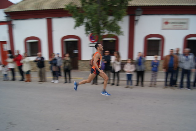 "Carrera popular ""Los Chamuscaos"" 2016"