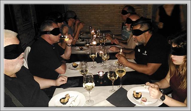 Cena a ciegas en Calahorra (0)