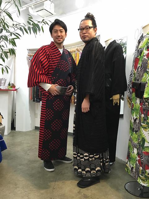 4 days in kimono