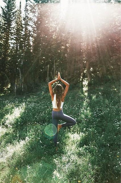 Yoga Woods