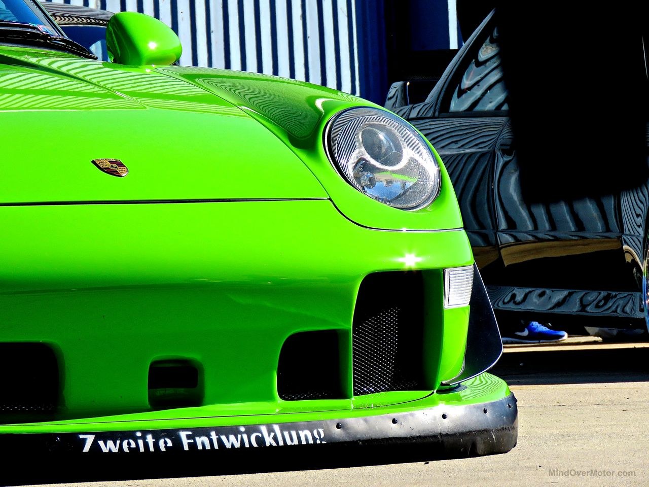 RWB Porsche 993 Philly 7