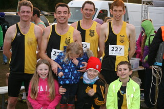 Leinster Senior and Juvenile Cross Country: Nov 13th 2016