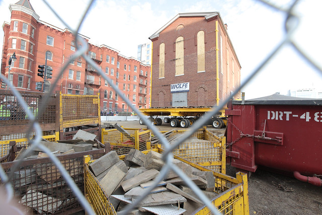1876 Synagogue Moves SECOND Time
