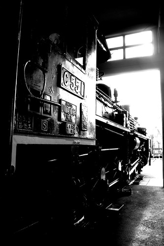 C55 at Kyoto Railway Museum on NOV 28, 2016 (1)