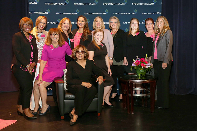 Spectrum Health Cancer Center 4th Annual 'Candid Conversations'