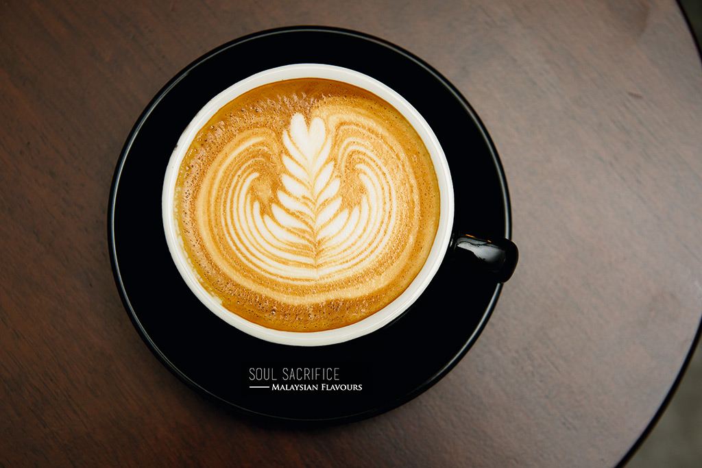 Soul Sacrifice coffee