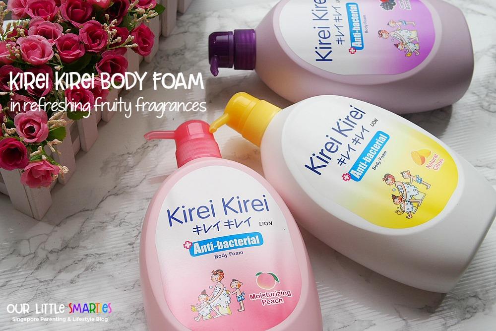 Kirei Kirei Body Form 2