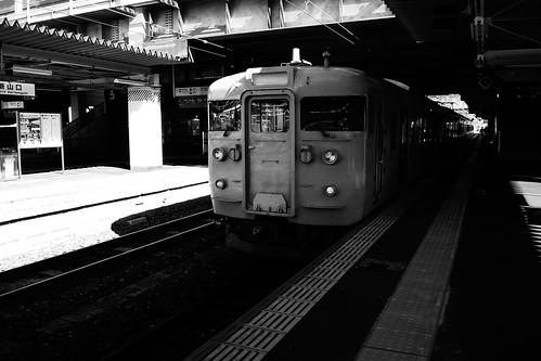 Shin-Yamaguchi Station on NOV 24, 2016 (1)