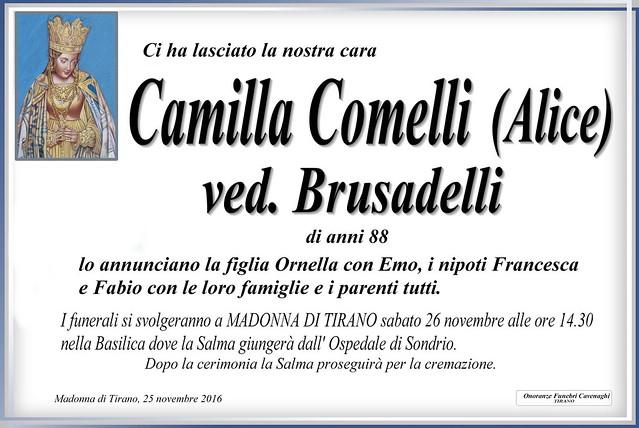 Comelli Camilla