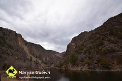 Black canyon Montrose Colorado USA États-Unis