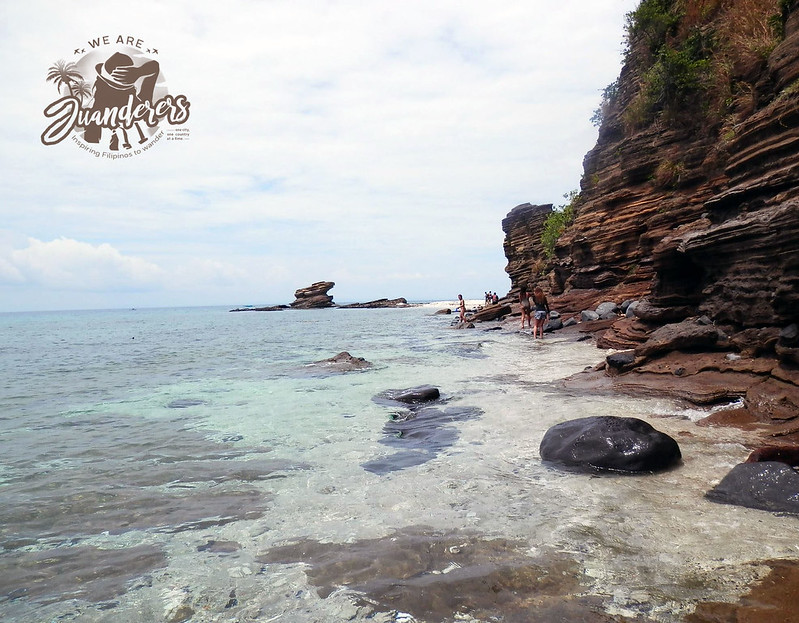 Animasola island - Burias Islands, Masbate via San Andres, Quezon | www.wearejuanderers.com