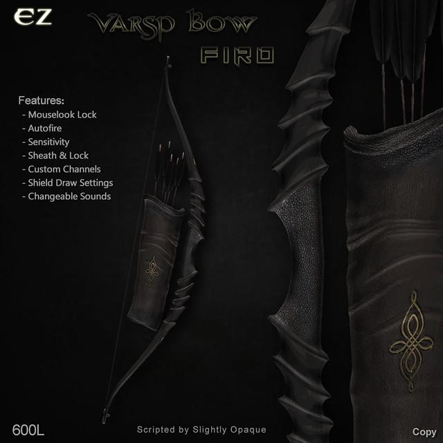 EZ Varsp Bow