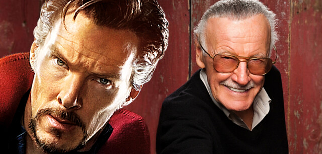 doctorstrange-stan lee