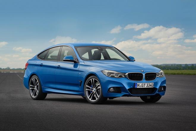 【新聞照片三】「2017新車大展」BMW展出車型-BMW 3系列Gran Turismo