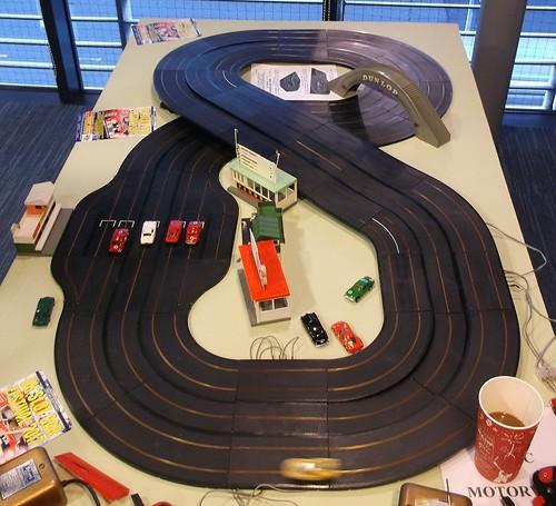 5 lane Mini raceway