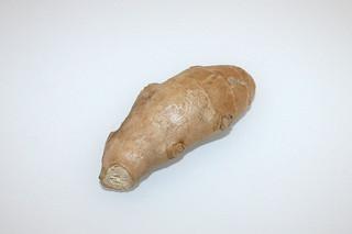 14 - Zutat Ingwer / Ingredient ginger