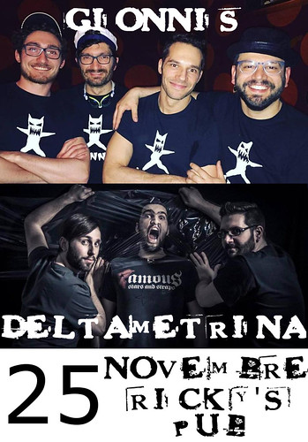gIONNIS+DELTA 25 Novembre
