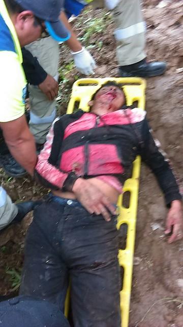 Asaltantes se enfrentan a policías de Tlapacoya; uno es detenido