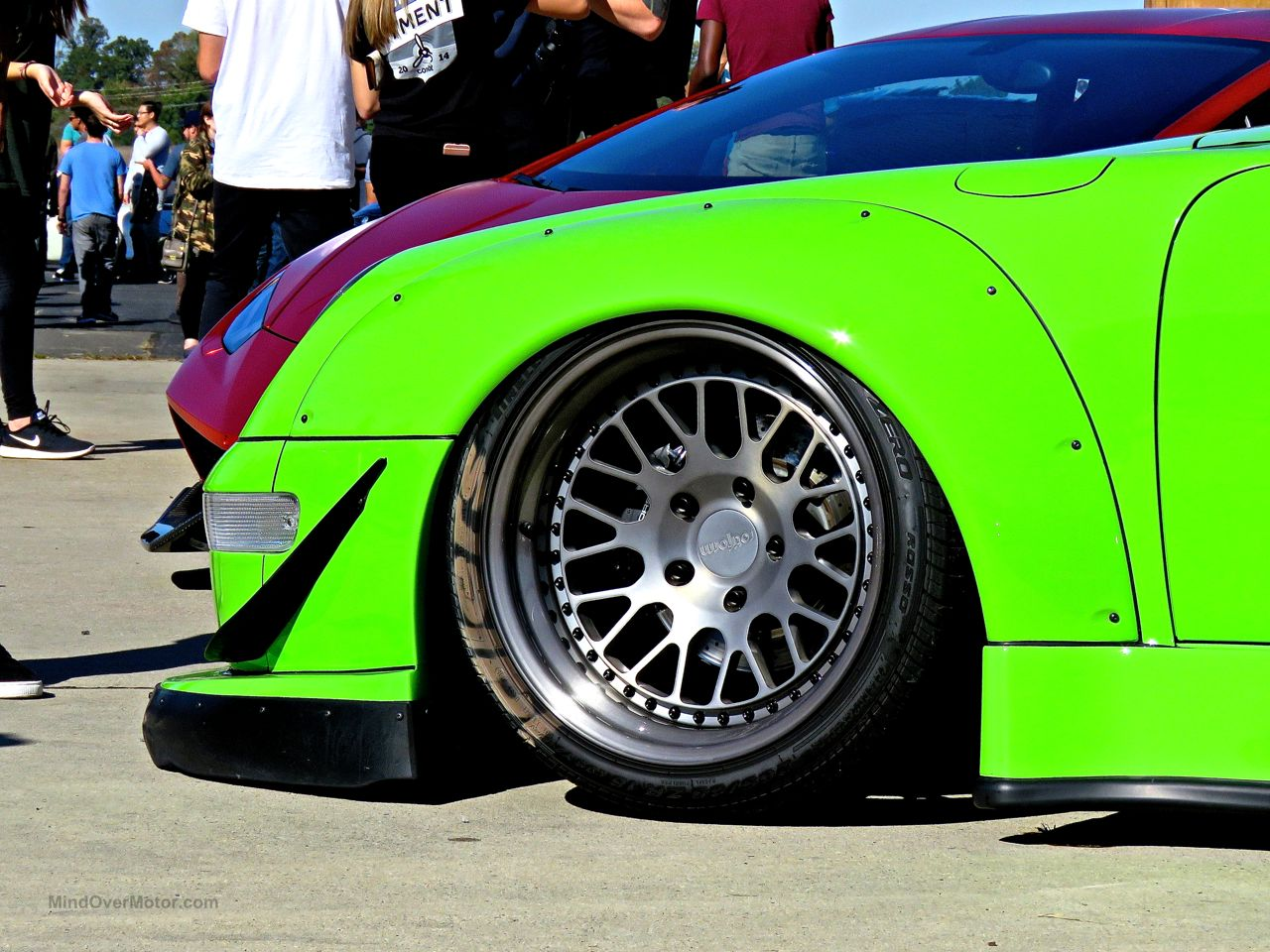 RWB Porsche 993 Philly 8