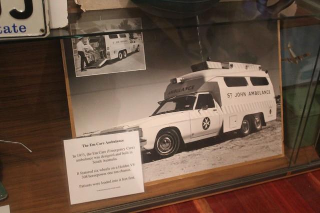 St John's Ambulance Museum
