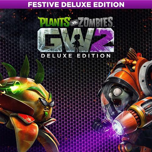 Plants vs. Zombies Garden Warfare 2 – Festive Deluxe Edition