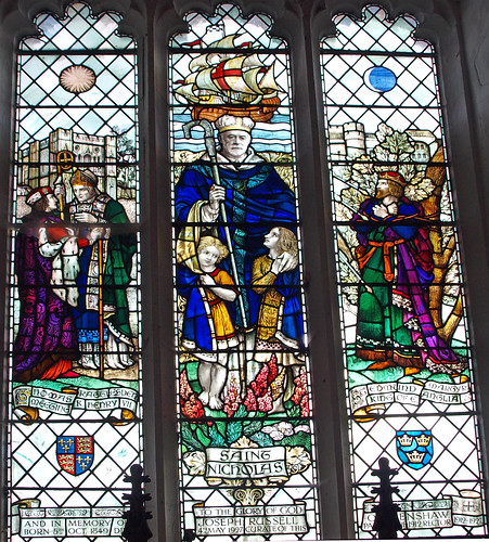 Chancel window W Atkinson 1928 (2)