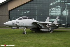 164343 AJ-106 - 618 D-23 - US Navy - Grumman F-14D Tomcat - Evergreen Air and Space Museum - McMinnville, Oregon - 131026 - Steven Gray - IMG_9056