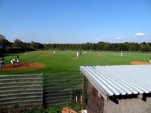 Baseball in Wesseling/ Berzdorf: Wesseling Vermins v Jülich Dukes