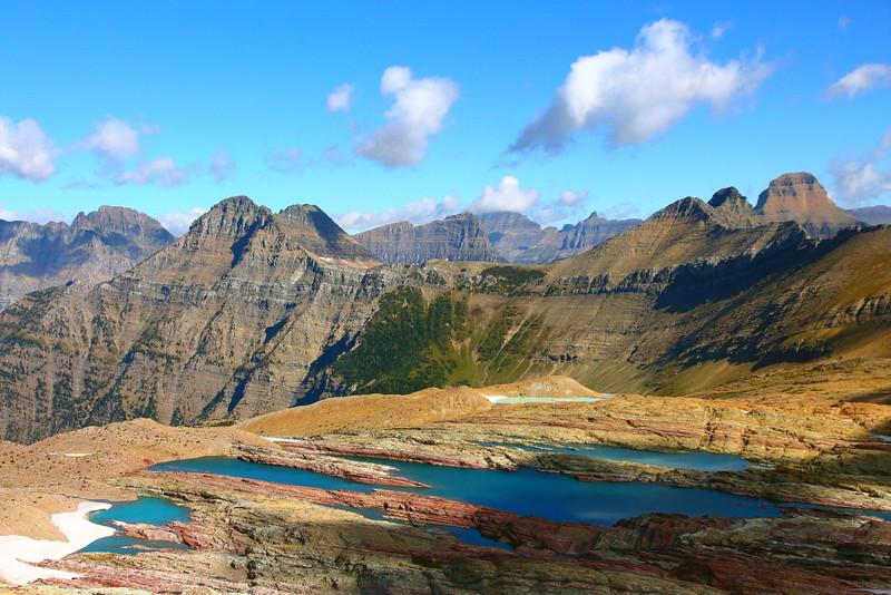 IMG_5635 Lewis Range and Tarns, Glacier National Park