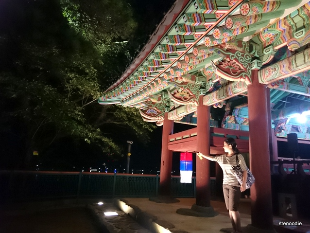 Ohsaekdalbit, Gangneung Culture Night