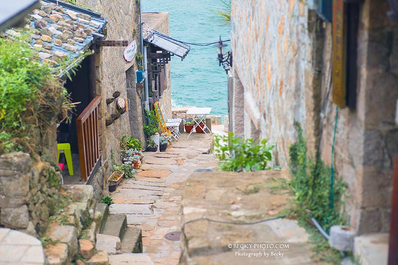 2016.Oct Qinbi Village @馬祖北竿芹壁村