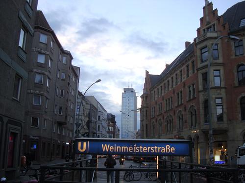 Weinmeisterstraße