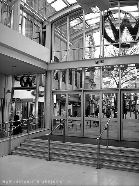 The Wulfrun Entrance.