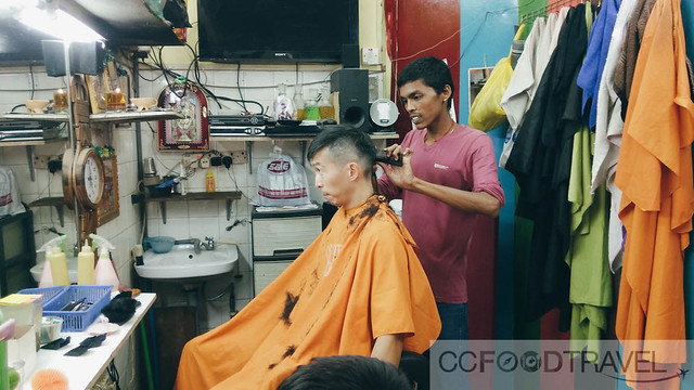 Indian Barber Brickfields