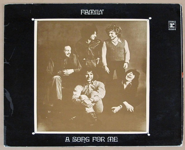 "FAMILY A SONG FOR ME STEAMBOAT 12"" LP VINYL"