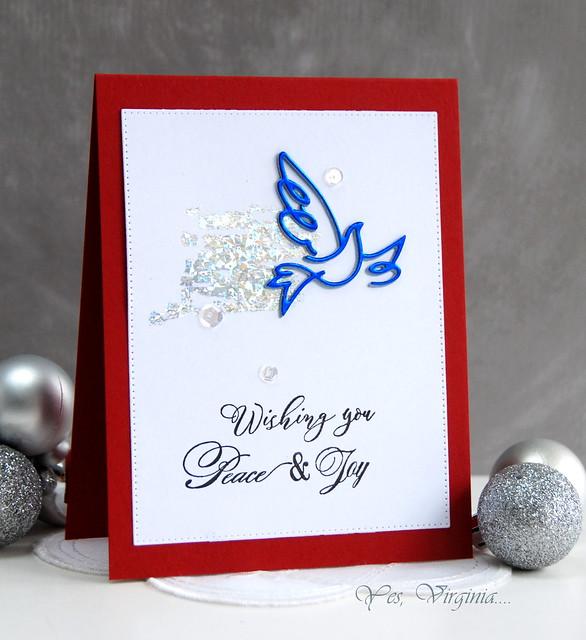 wishing you peace and joy