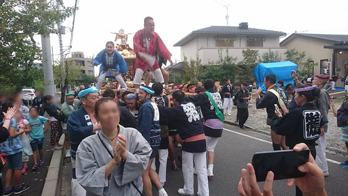 201610_郷町会祭礼_お神輿わっしょい