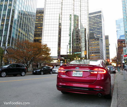 [Travel] City Travel In A Ford Fusion Energi