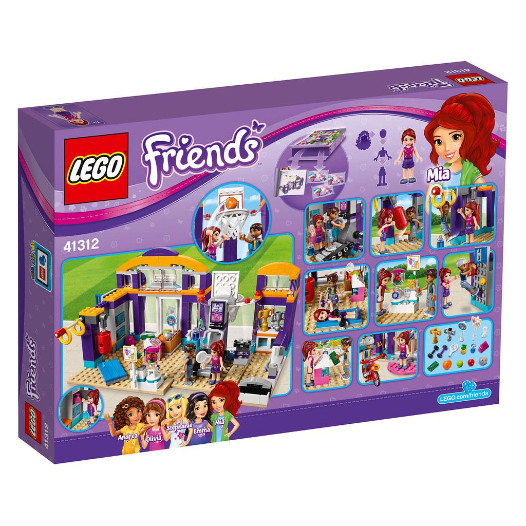 LEGO Friends Heartlake Sports Center (41312)