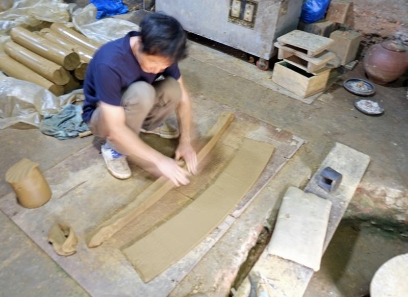 Ongii Potter, Korea