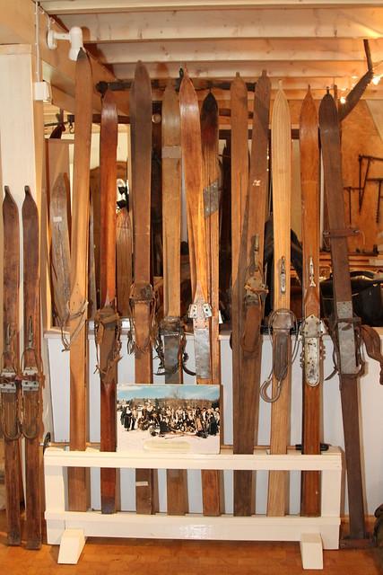 Wintersportmuseum in Neuastenberg