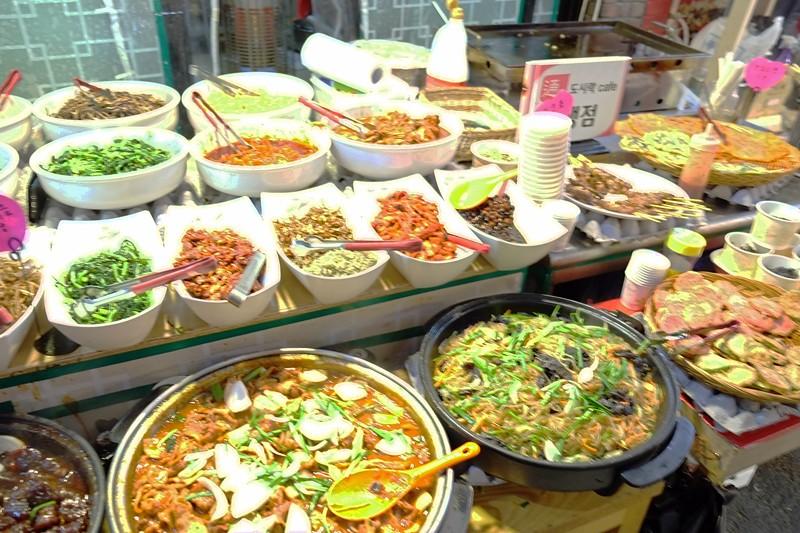 Dosirak Cafe, Tongin Market, Seoul