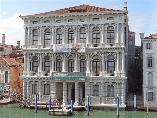 Ca' Rezzonico (Venise)