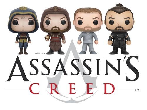 Assassins Creed Pops