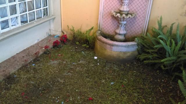 Estalla artefacto en casa de El Paraíso, sólo hubo daños materiales