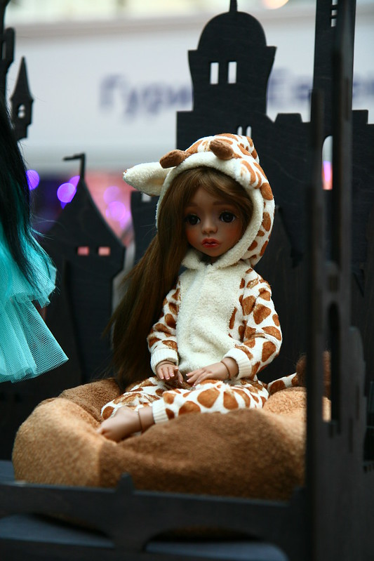 Искусство куклы 2016