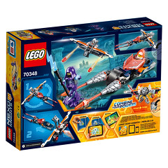 LEGO Nexo Knights 70348 Lance's Twin Jouster 2