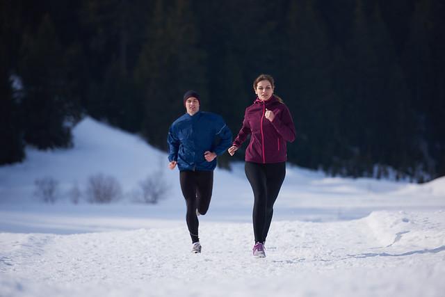 10 consejos para correr con frio
