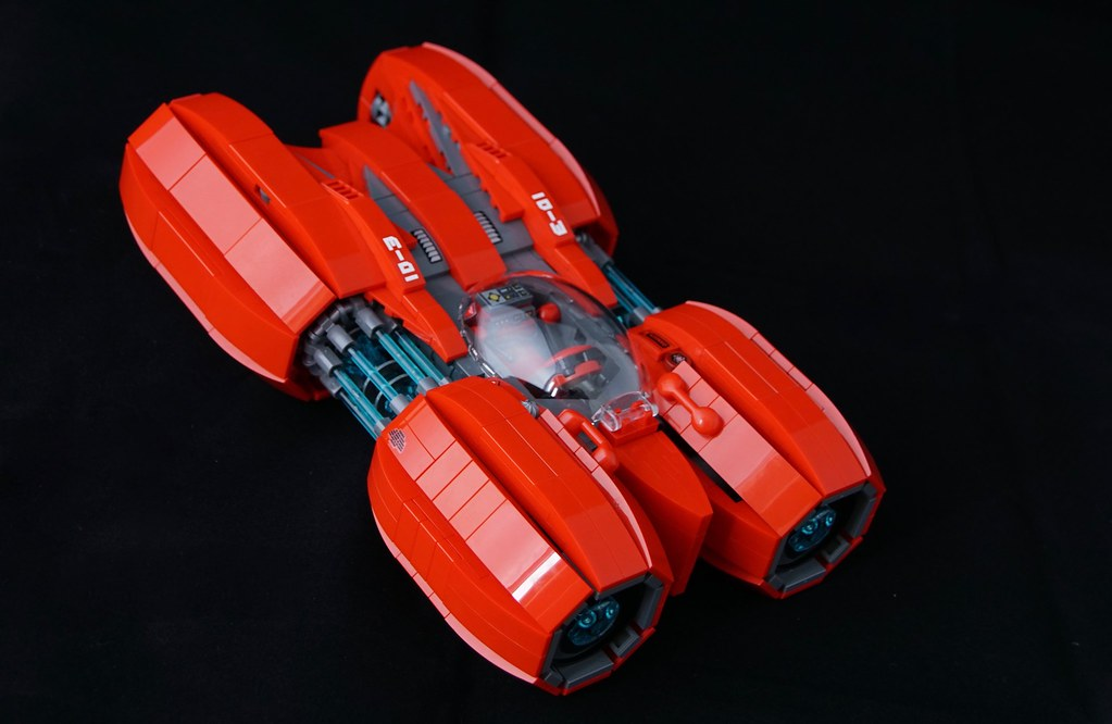 COSMO Engineering - SpeedStar RED edition